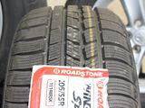 Новые зимние шины roadstone 205/55/r16