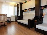 Apartament mobilat., bloc nou, Bubuieci., 35 mp