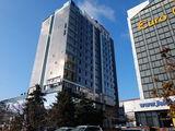Apartament stilat cu geamuri panoramice în inima Chișinăului, 2 camere + salon cu bucătărie