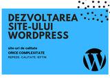 Dezvoltarea site-ului web de orice complexitate Разработка сайтов любой сложности
