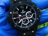 Hublot - Big Bang - Full Balck - Chronograph - New