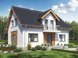 Современный дом c удобной планировкой