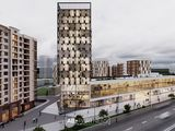 Apartament 3 odăi, 86 m2, clasa Premium de la 710 euro. Preț total 63 640 euro.