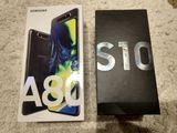 Samsung Galaxy A80 / Samsung Galaxy S10