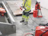 Алмазное сверление и резка армированного бетона
