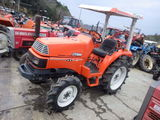 Se vinde tractor Kubota X-20 cu freza de sol