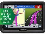 GPS-навигатор Garmin Dezl 770 LMT-D