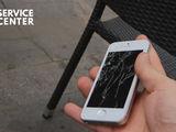 Iphone 5/5s Sticla sparta – noi o inlocuim indata!
