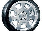 Оригинальные диски Mercedes R16 + резина Michelin