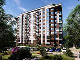 Apartament nou 3 odăi, 98 m2 + terasa, Andrei Doga. Pret m2 - 580 euro