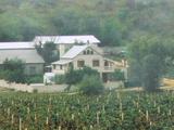 Продаю за 65т.э.  или меняю загородный дом(Ватра) в 10 км от Кишинева, напротив озера  Гидигич