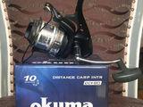 Большая карповая катушка Okuma Distance Carp PRO DCI-80FD-85 euro.Новые в упаковке.