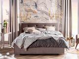 Кровати с мягким изголовьем от польской фабрики BRW