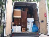 Evacuarea gunoiului+transport+hamali