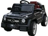 Masina electrica Macaca G-Class EC07 black`