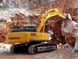 Excavator 34000kg, 1,7m3 cupa
