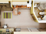 Garsoniera cu toate comoditatile 15 m2 - 4500 euro