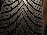 Комплект зимних шин 2015 года Continental 195/65/R15 - протектор 98%!
