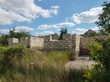 Casa nefinisata, 6 ari - Podis, str. D.Cantemir, Straseni