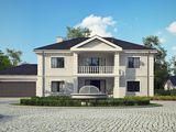 дизайн проекты двухэтажных домов фото