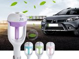 Натуральный аромат и увлажнение воздуха в автомобиле!