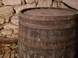 cada din lemn 900 litri