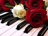 Занятия по классу фортепиано.