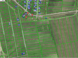 Бубуечь  Bubuieci - 3 км от Кишинёва  три участка по 8 сот = 24 соток = 2000  евро сотка у 121 маршр