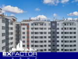 Exfactor Grup - Ciocana 1 camera 46 m2 et. 3 de la 610 € m2 prețul 28.100 € cu prima rată 8.400 €
