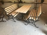Садовая мебель столы лавки !!