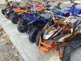 Quadrocycle pentru copii si adolescenti