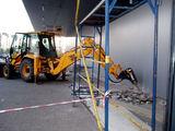 Услуги строительной техники Снос домов вывоз мусора хлама демонтаж сооружений бетоновырубка