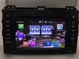 Штатная магнитола на Android для Prado 120