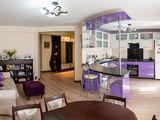 Apartament NOU cu 3 odăi. Mobilat, utilat. Botanica (JUMBO), Parc Valea Trandafirilor.