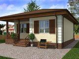 Новый дом-дача с отделкой недорого