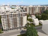 Astercon Grup-sect.Buiucani, apartament cu 2 odăi, 62.67 m2, prețul 710 €/m2