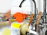 Устранить засор в мойки кухни 100%