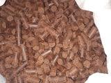 Гранулированный корм из виноградной косточки  для животных