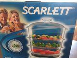 Пароварка Scarlett SC-1142 новая в упаковке.