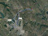 25.3 ari( 10.6+7.35+7.35 ) la 20km din centrul Chisinaului. Lumina, apa, gaz