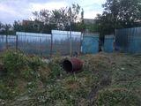 teren pentru constructie ingradit