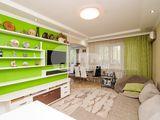 Botanica 3 camere, reparație euro, mobilat, str. Hristo Botev 55000 €