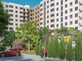 Apartament cu 1 odaie + living, 46 m.p.. Sky House! Bloc din caramida rosie! 29 900 €