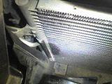 Опрессовка радиатора кондиционера автомобиля