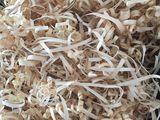 Vind strusca decorativa/ apilca/ rumegus/ rafia lemn