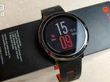 Умные часы Amazfit Pace - созданы для активных людей, таких как ты!