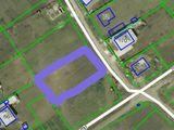 teren pentru construcții Truseni toate comunicațiile