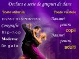 Dansuri pentru copii si adulti!