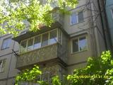 Renovarea balcoanelor. toate seriile de apartamente.