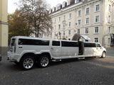 Транспорт для торжеств лимузины в Кишиневе